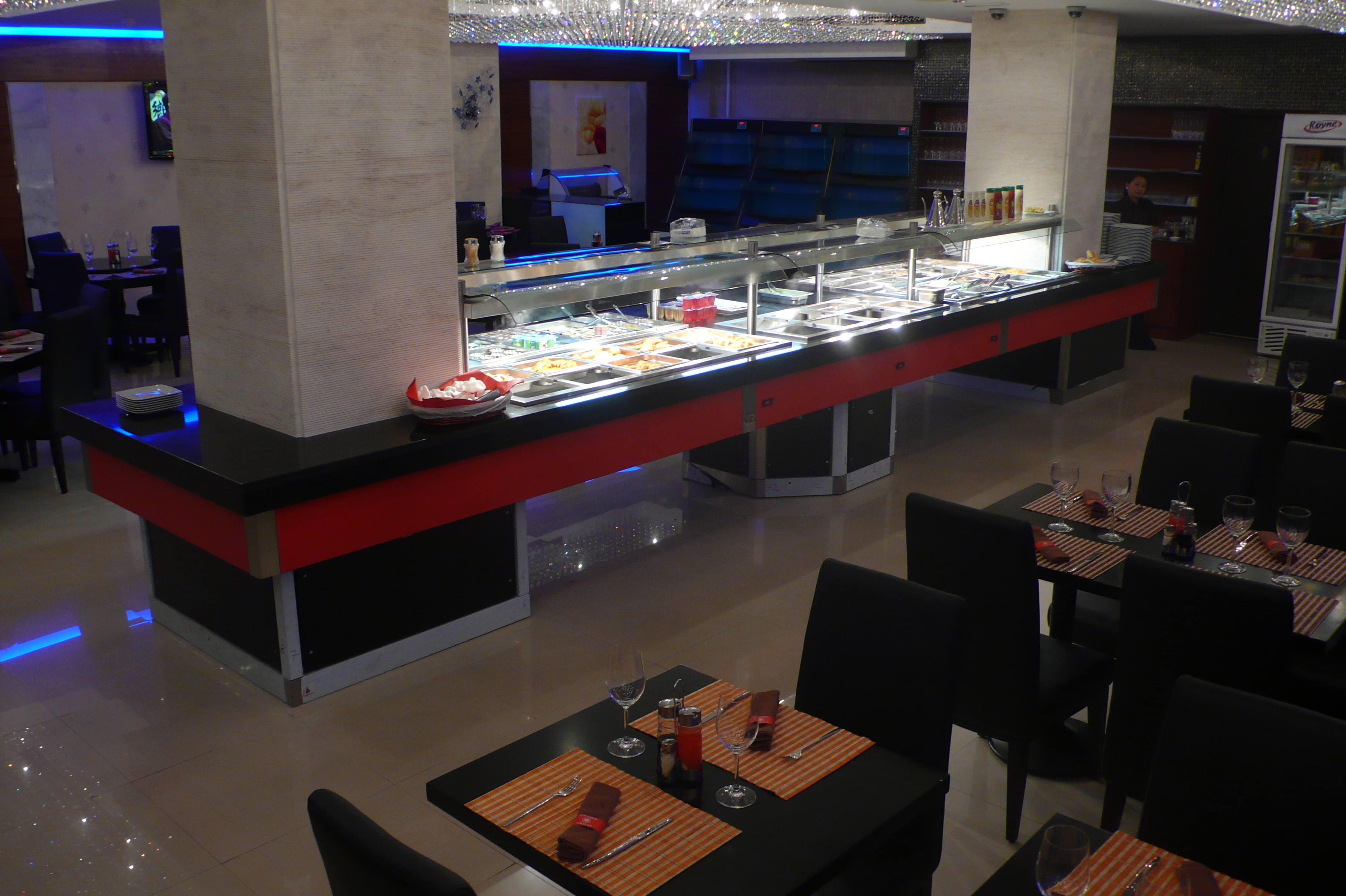 Buffets Centrales